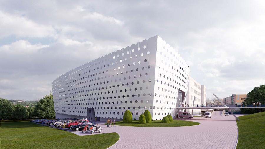 Hospital IKEM, Prague