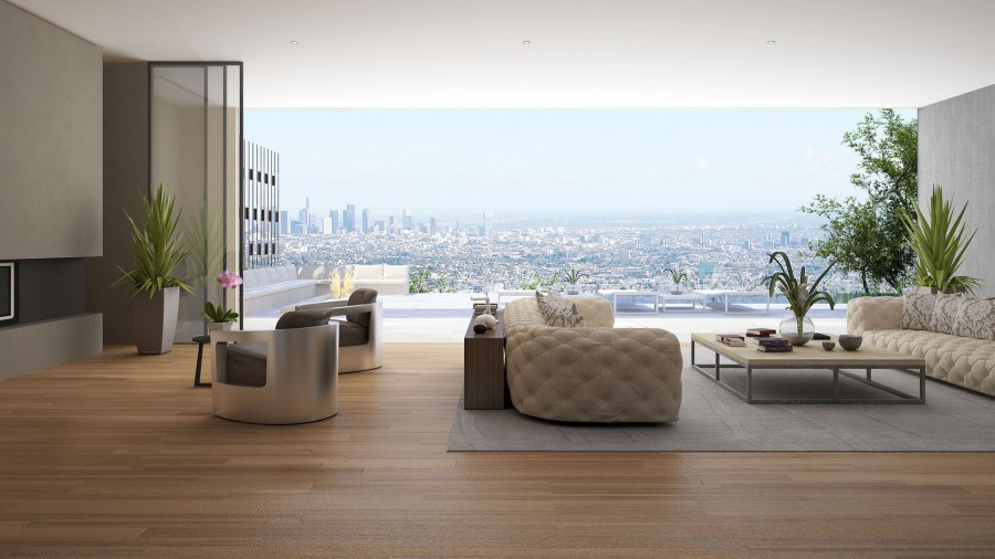Modern Interiors, Los Angeles
