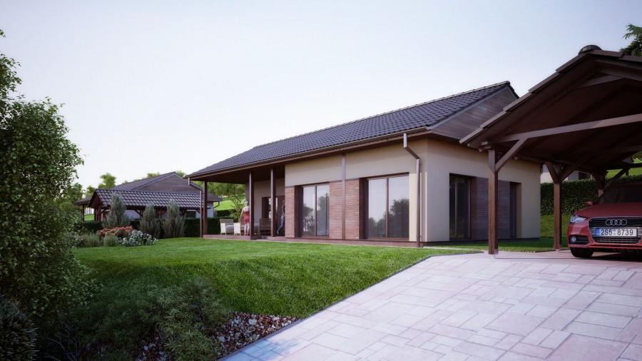 House Sobehrdy, CZ