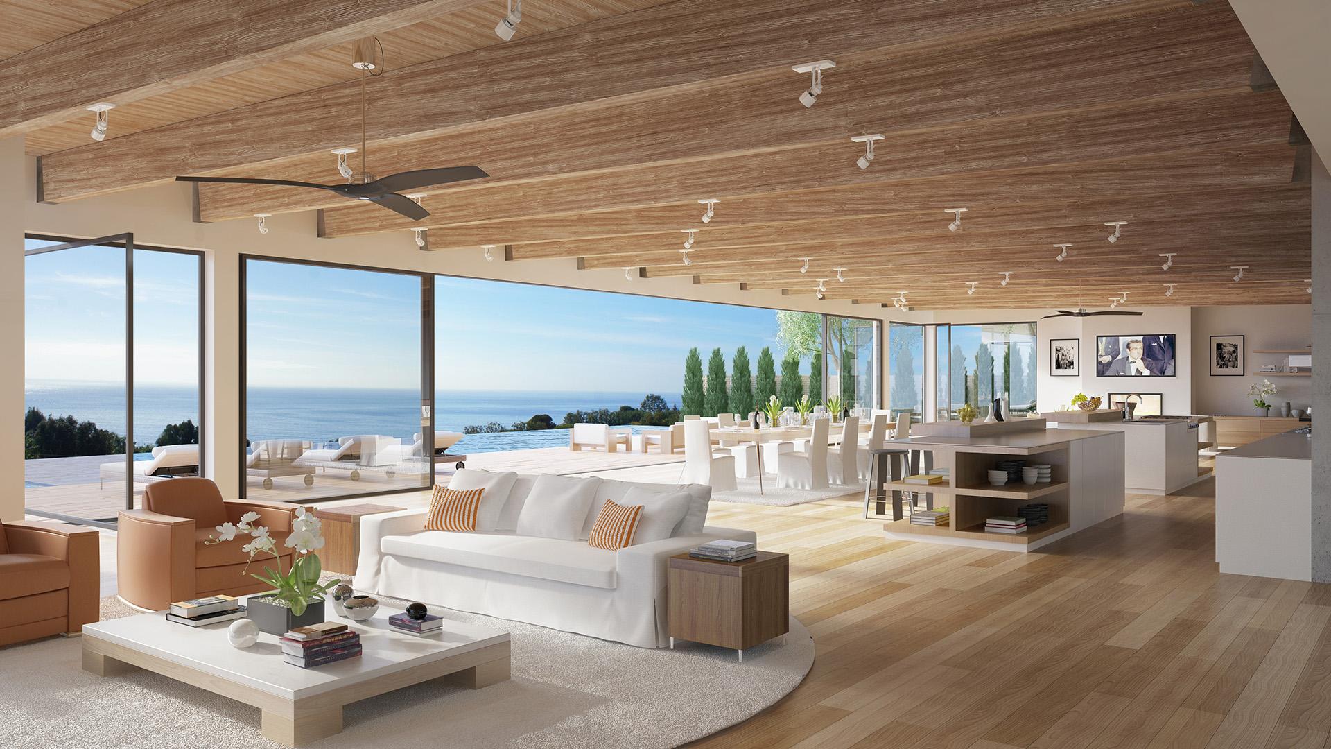 Malibu House Los Angeles 3d Realview Com3d Realview Com