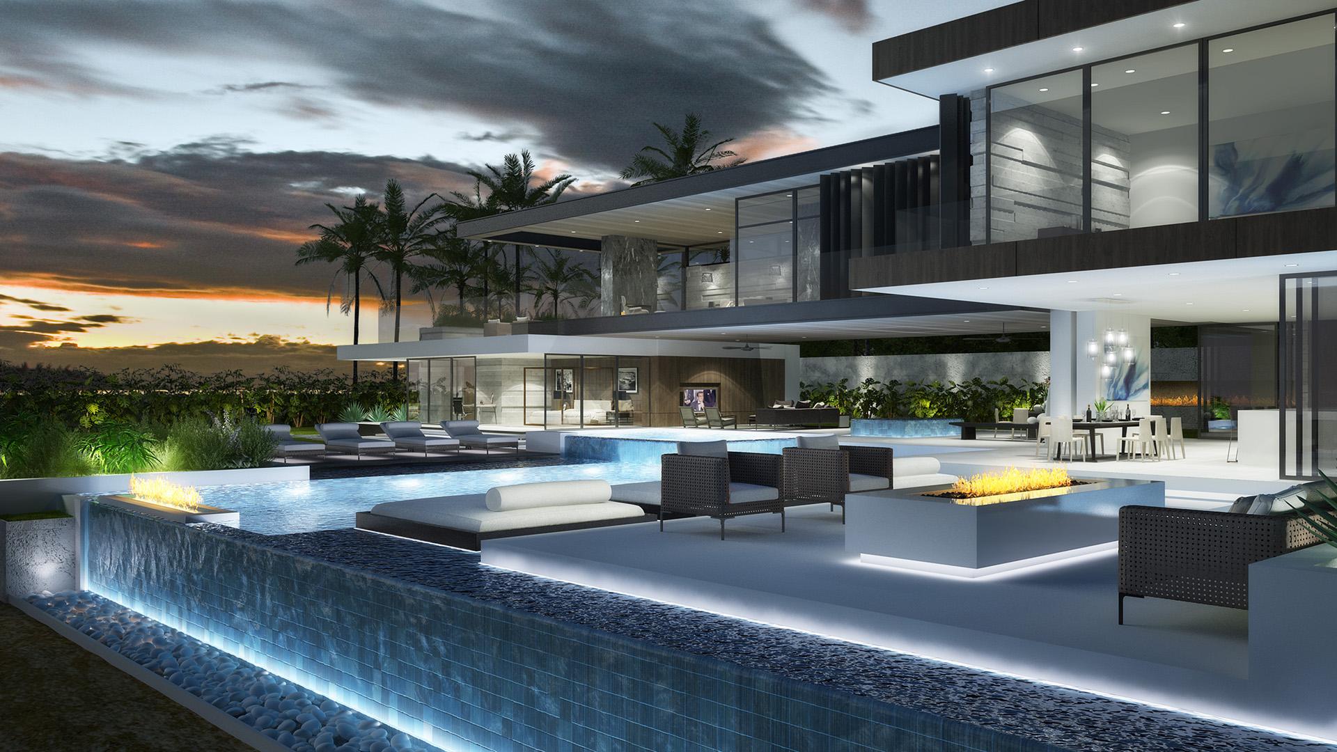 Beach House, Los Angeles - 3d-realview.com3d-realview.com