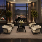Ritz Carlton, LA, 3d visualisation