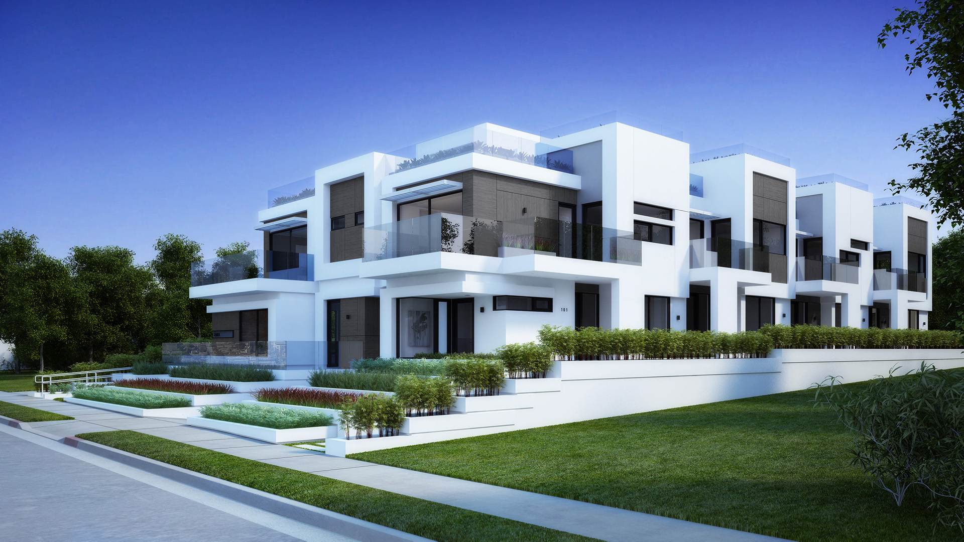 Residental houses santa monica los angeles 3d realview for House for sale in santa monica